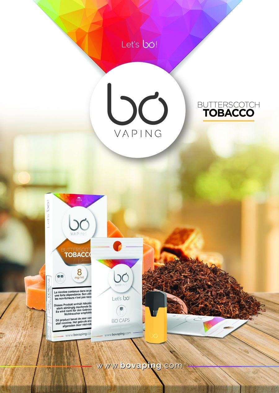 Butterscotch Tobacco - 2 Pack