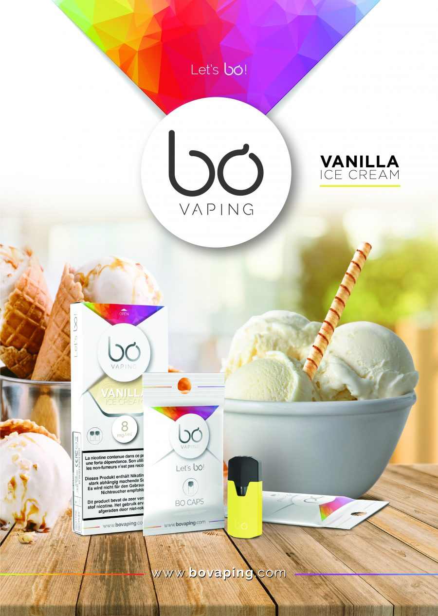 Vanilla Ice Cream - 2 Pack