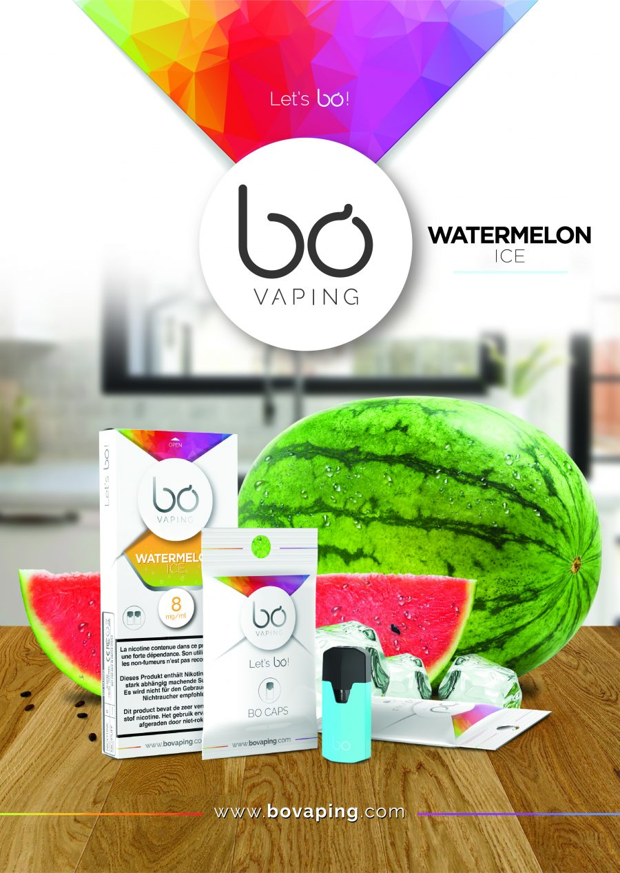 Watermelon Ice - 2 Pack